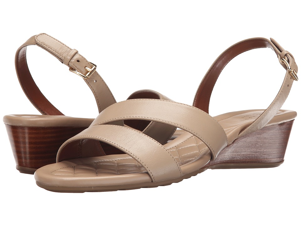 Cole Haan - Tali Grand Sandal 40 (Pecan) Women's Sandals