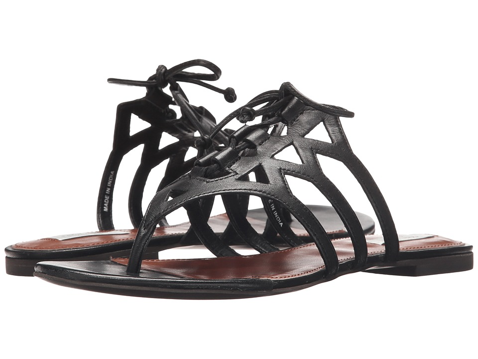 Cole Haan - Claudia Sandal (Black Leather) Women