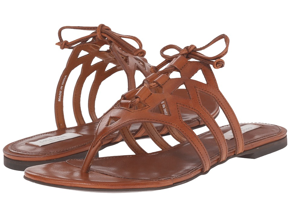 Cole Haan - Claudia Sandal (Acorn Leather) Women's Sandals