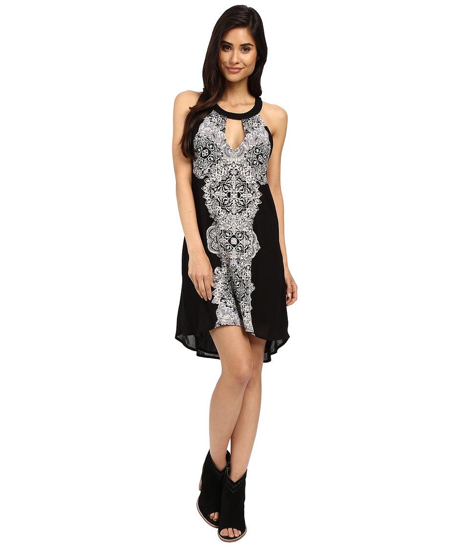 O'Neill - Deanna Dress (Black) Women's Dress