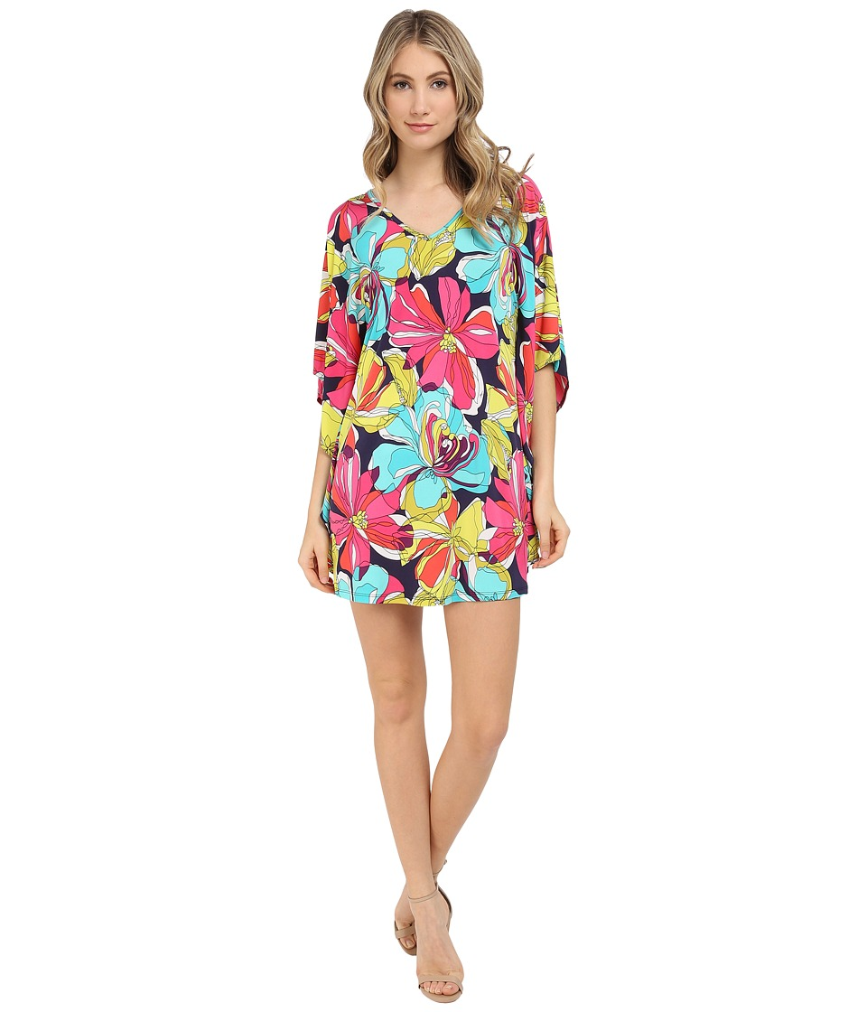 Trina Turk - Sheena Dress (Multi) Women's Dress