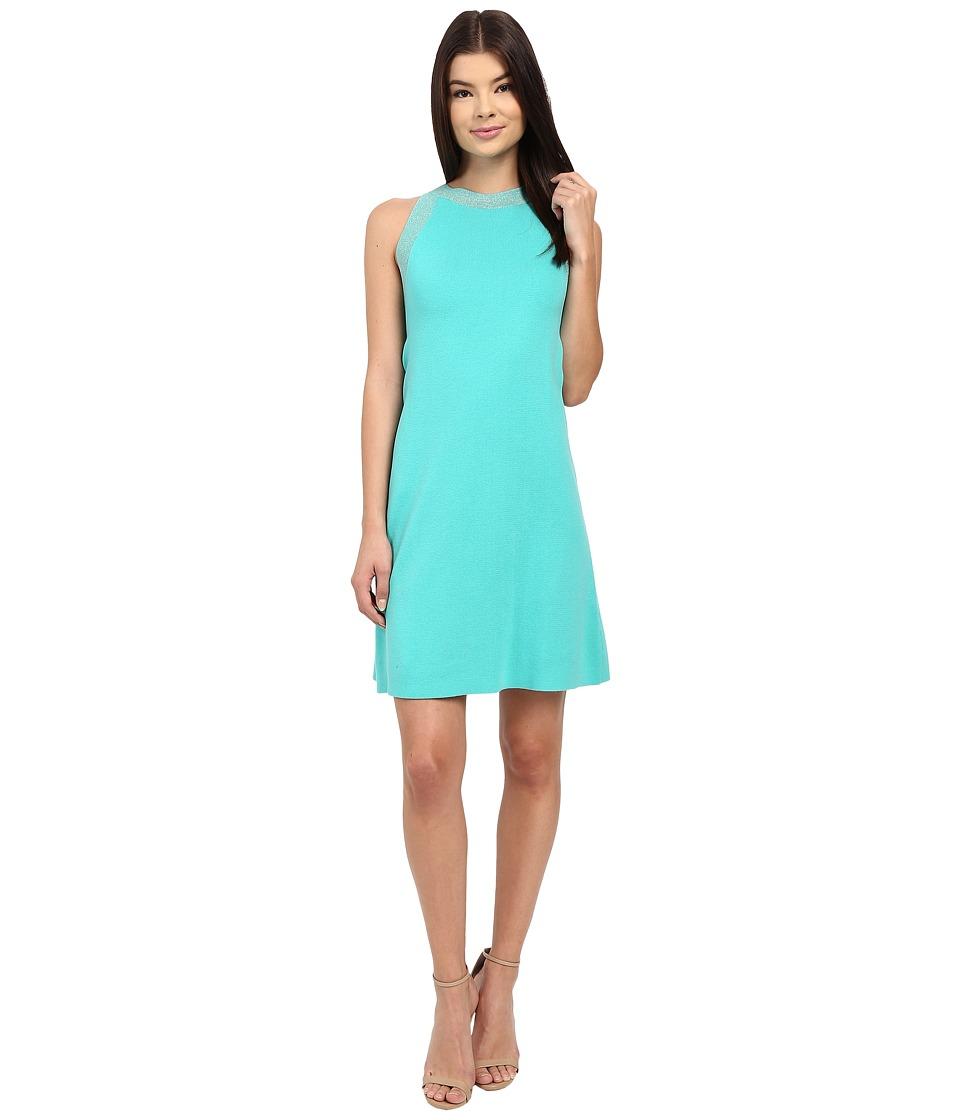 Trina Turk - Erynn Dress (Azure) Women's Dress
