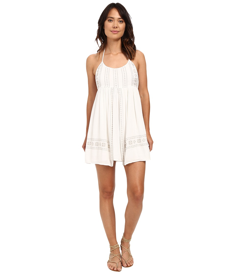 O'Neill - Eugenia Dress (White) Women's Dress