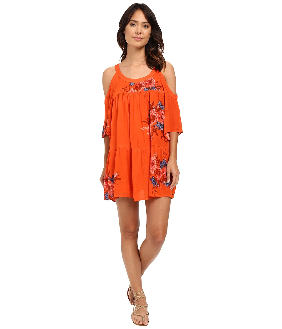 O'Neill - Corrie Dress (Nasturtium) Women's Dress