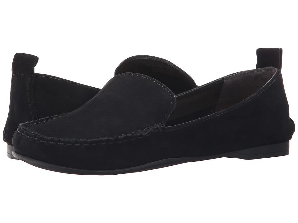 Steve Madden - Connar (Black Nubuck) Women