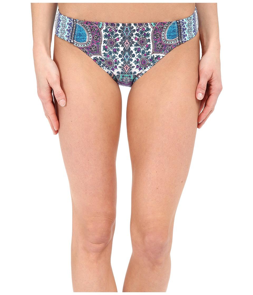 Nanette Lepore - Paros Paisley Siren Bottoms (Multi) Women's Swimwear