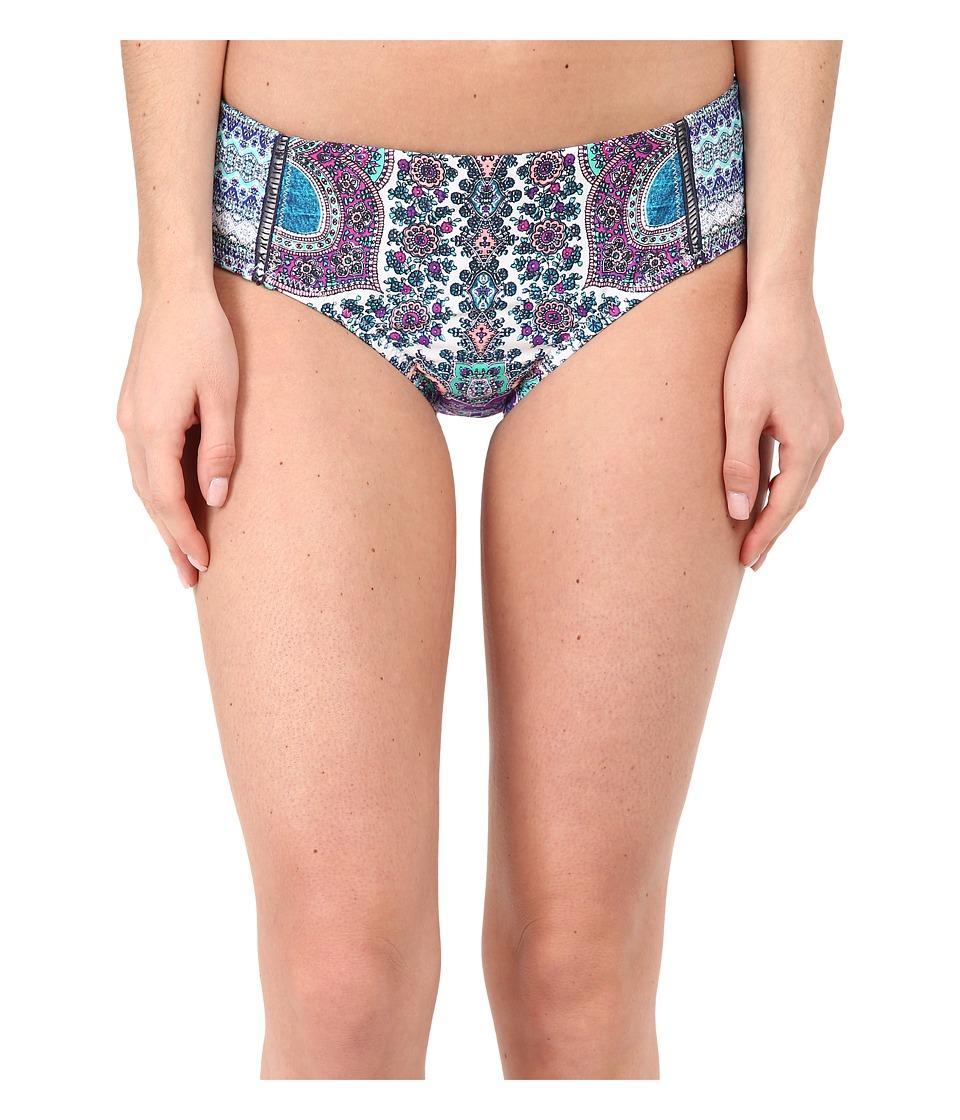 Nanette Lepore - Paros Paisley Doll Bottoms (Multi) Women's Swimwear