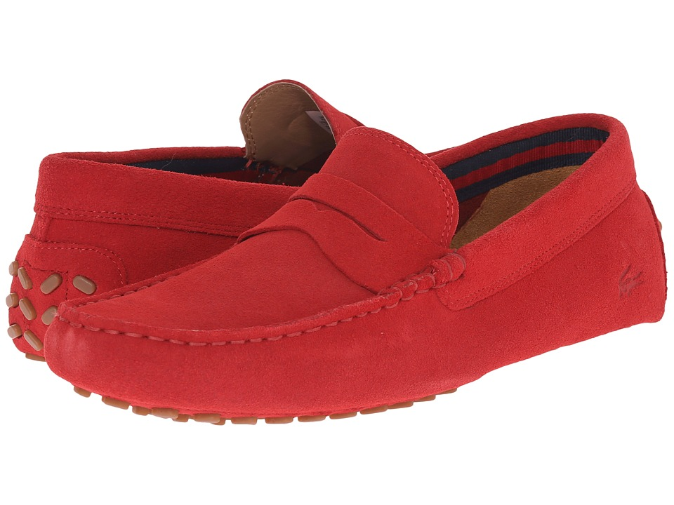 Lacoste - Concours 116 1 (Red) Men's Shoes
