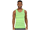 Nike Nike - Dri-FITtm Cool Tailwind Stripe Running Tank Top