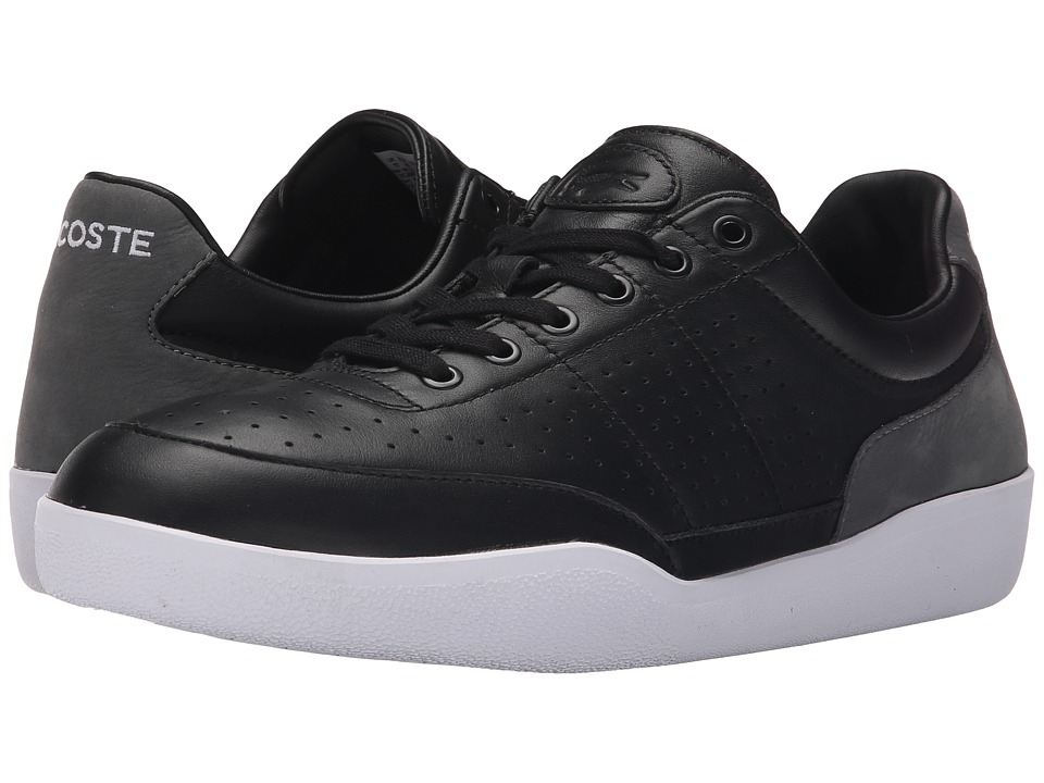 Lacoste - Dash 116 1 (Black) Men's Shoes