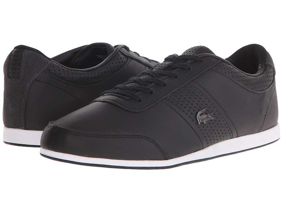 Lacoste - Embrun 116 2 (Black) Men's Shoes