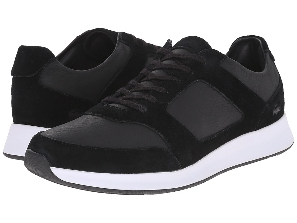 Lacoste - Joggeur 116 1 (Black) Men's Shoes