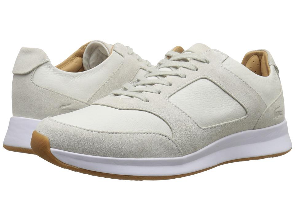 Lacoste - Joggeur 116 1 (Off-White) Men's Shoes