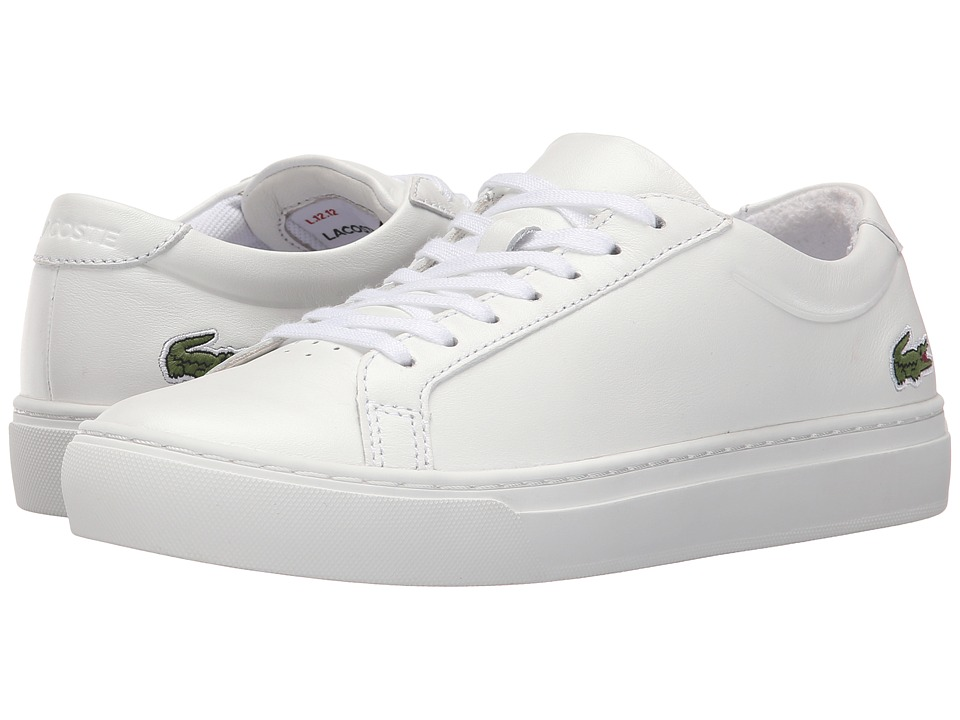 Lacoste - L.12.12 116 1 (White) Men's Shoes