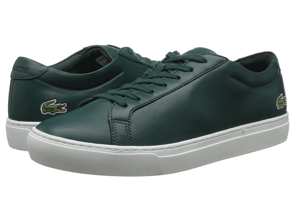 Lacoste - L.12.12 116 1 (Dark Green) Men's Shoes