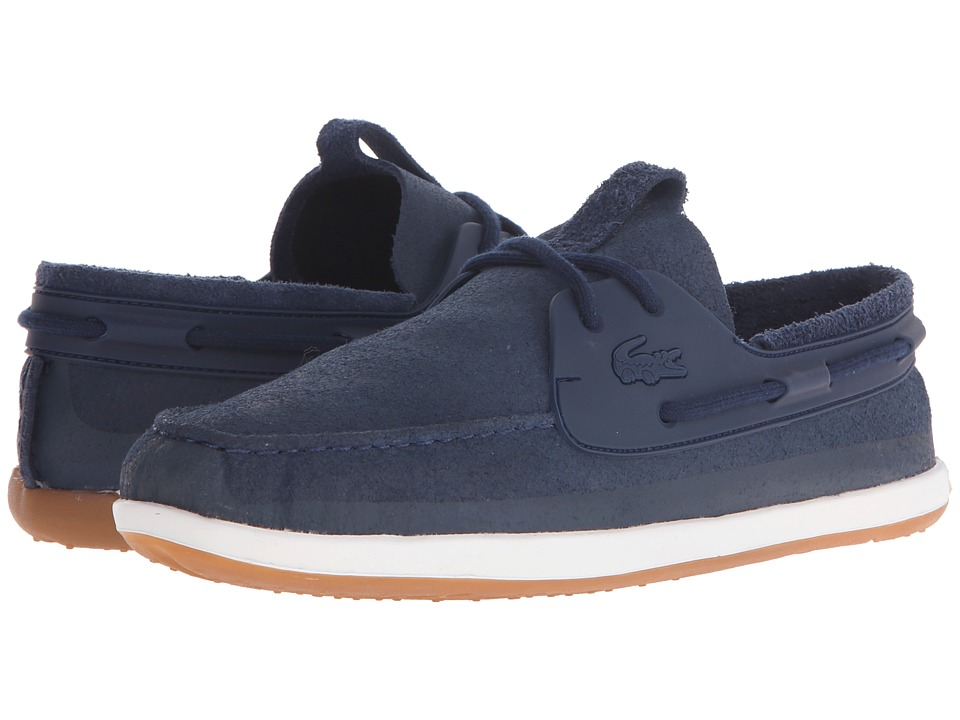 Lacoste - Landsailing 116 2 (Navy) Men's Shoes