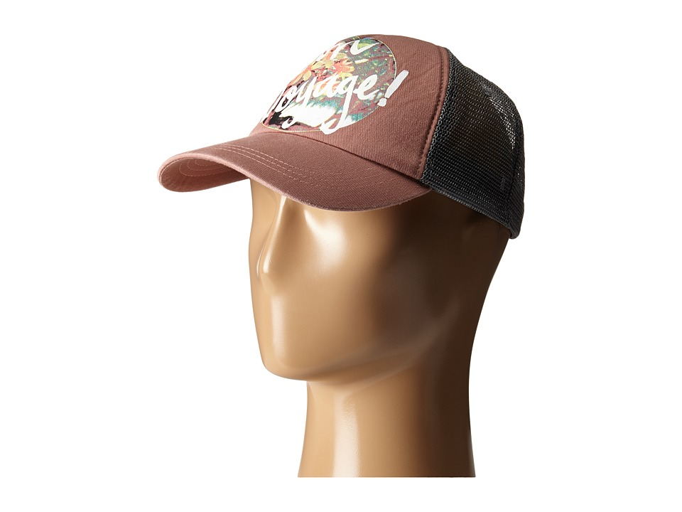 O'Neill - Moonlight Walk Trucker Hat (Desert Sand) Caps