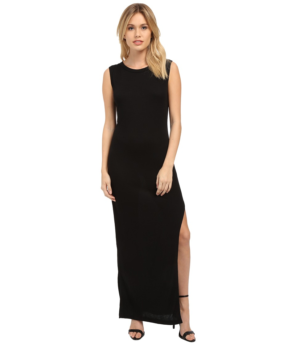 LNA Aldridge Dress (Black) Women