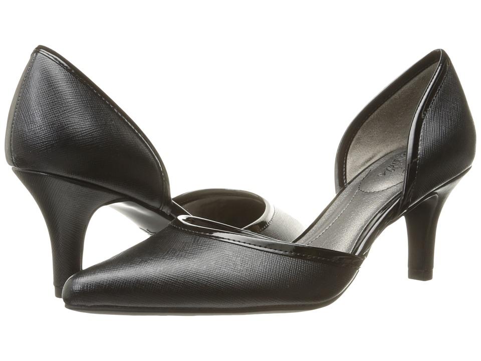 LifeStride - Serenity (Black Saga/Patent) High Heels