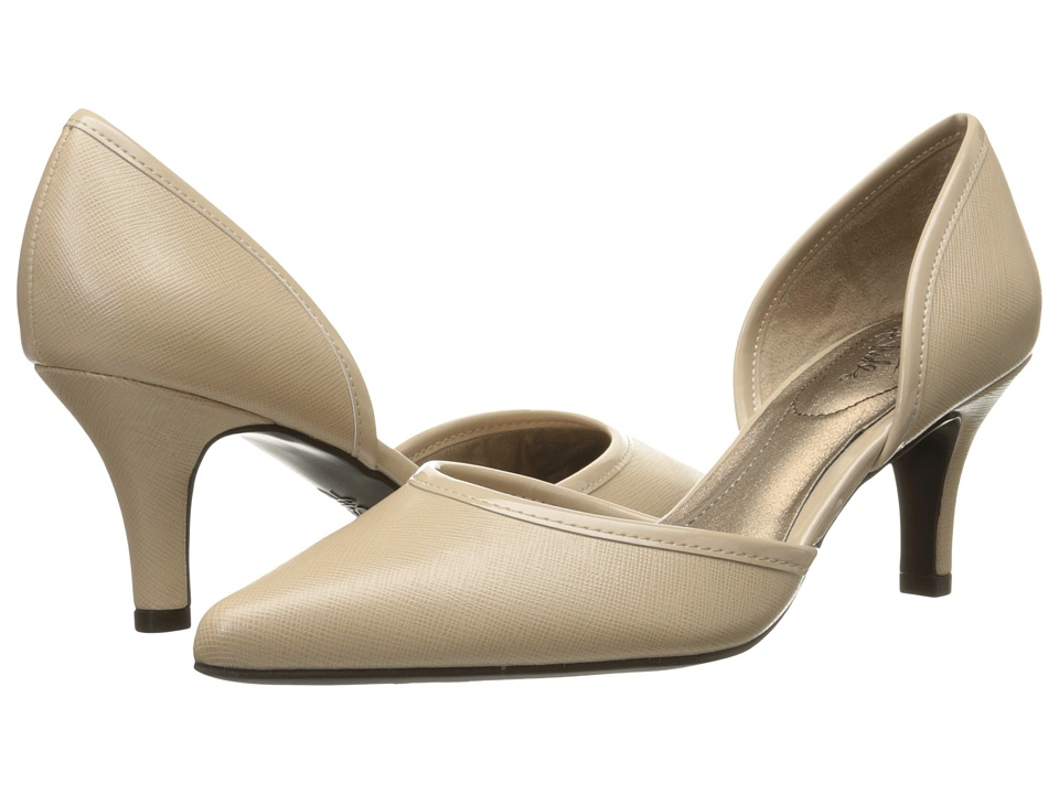 LifeStride - Serenity (Tender Taupe Saga/Patent) High Heels