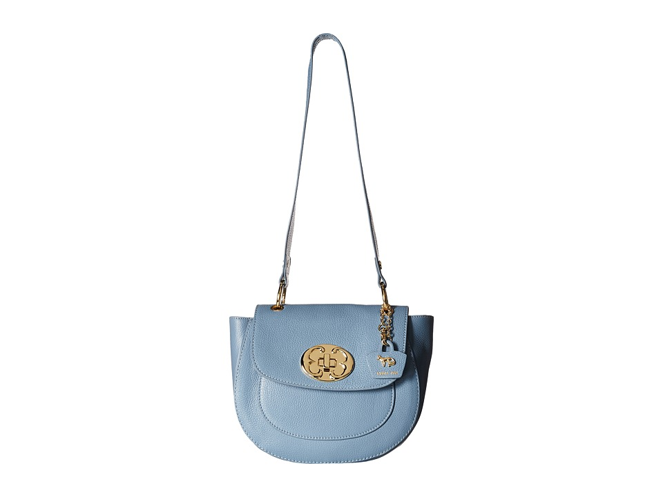 Emma Fox - Bayboro Flap (Denim) Shoulder Handbags