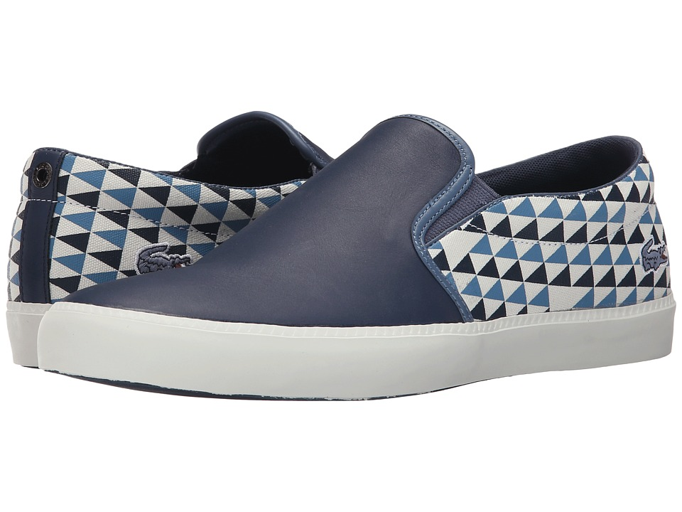 Lacoste - Gazon 116 1 (Navy) Men