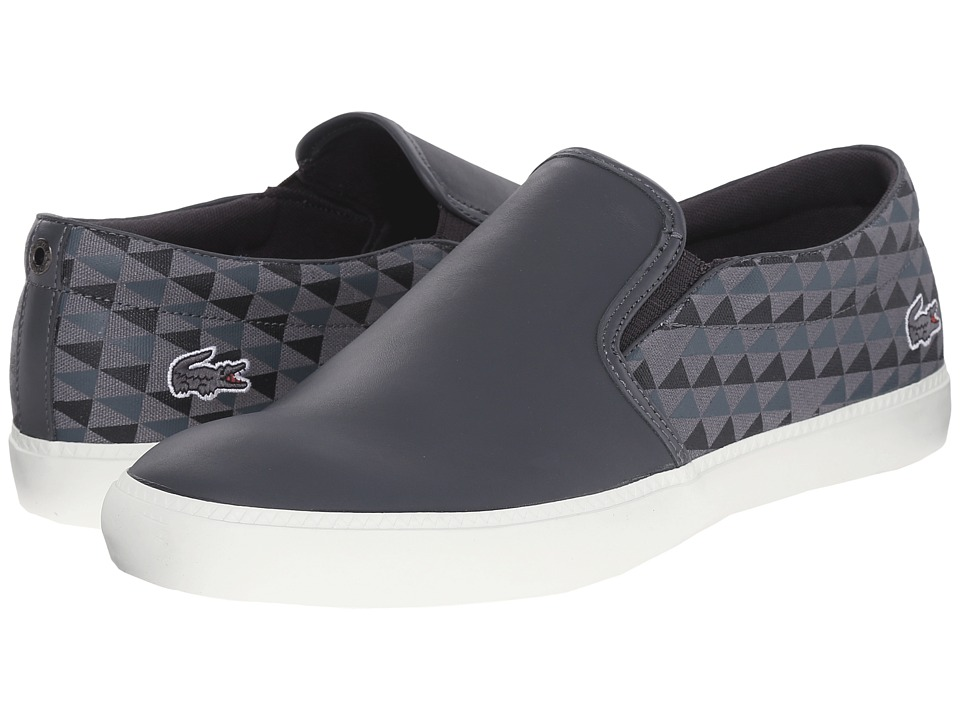 Lacoste - Gazon 116 1 (Dark Grey) Men