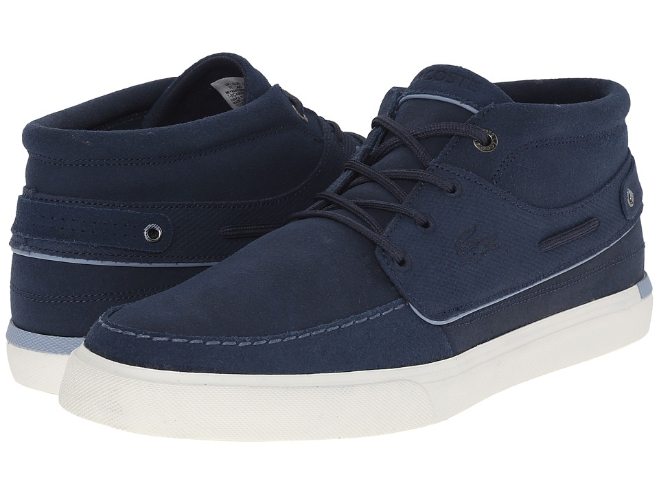 Lacoste - Meyssac Deck 116 1 (Navy) Men's Shoes