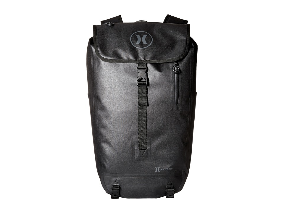 Hurley - Phantom Backpack (Black/Total Orange/Anthracite) Backpack Bags