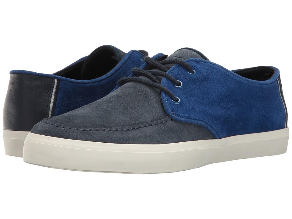 Lacoste - Sevrin 116 1 (Dark Blue) Men's Shoes