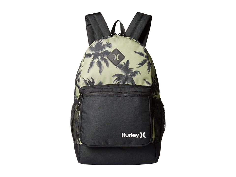 Hurley - Mater Backpack (Alligator/Black/White) Backpack Bags