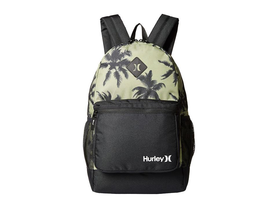 Hurley - Mater Backpack (Alligator/Black/White) Backpack Bags