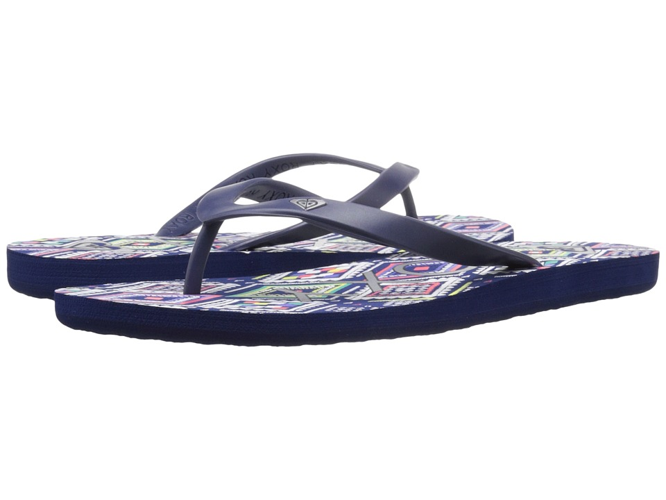 Roxy - Tahiti V (Dark Blue 2) Women's Shoes
