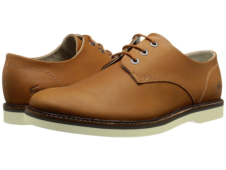 Lacoste - Sherbrooke 116 1 (Tan) Men's Shoes