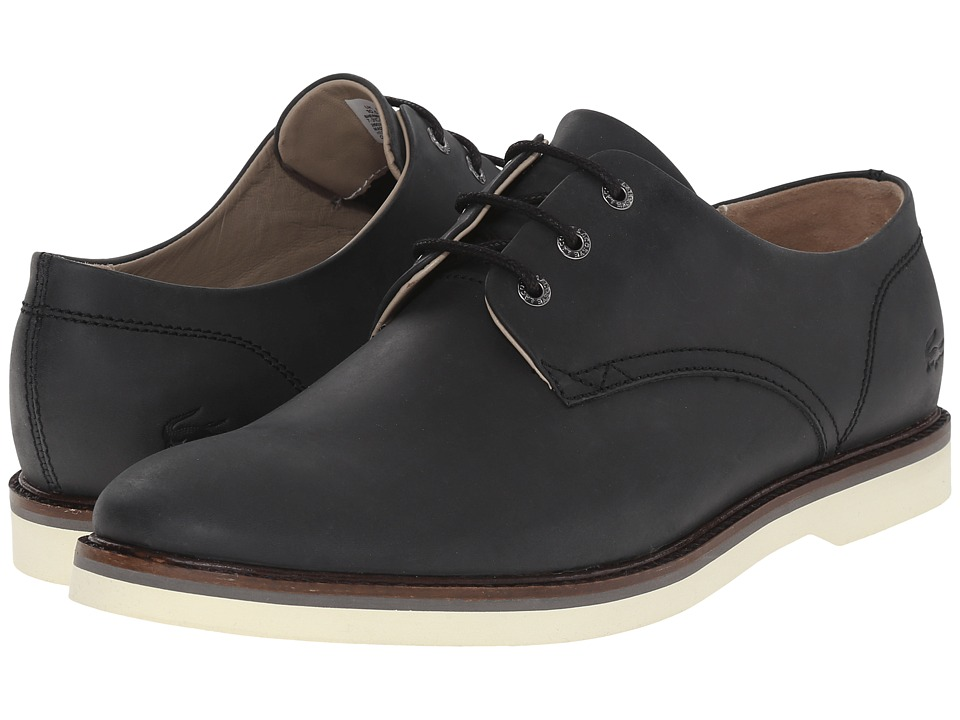 Lacoste - Sherbrooke 116 1 (Black) Men's Shoes