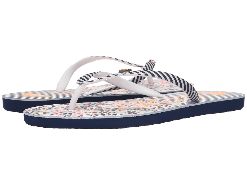 Roxy - Mimosa (Navy/Black) Women's Sandals