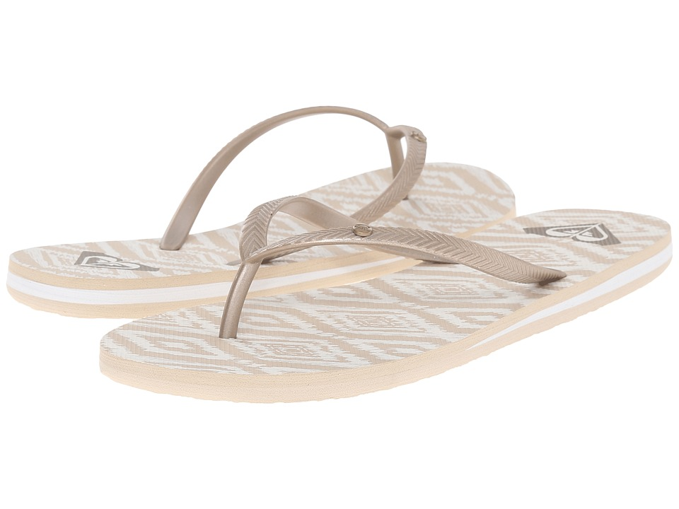 Roxy - Bermuda (Peach Cream) Women's Sandals