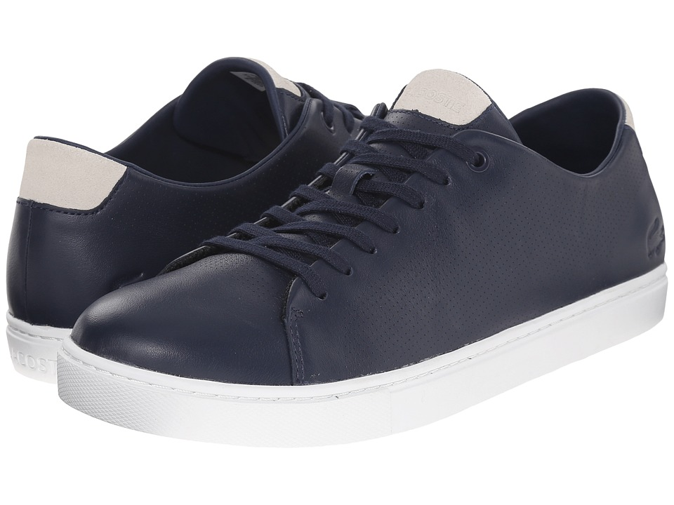 Lacoste - Showcourt 116 1 (Navy) Men's Shoes