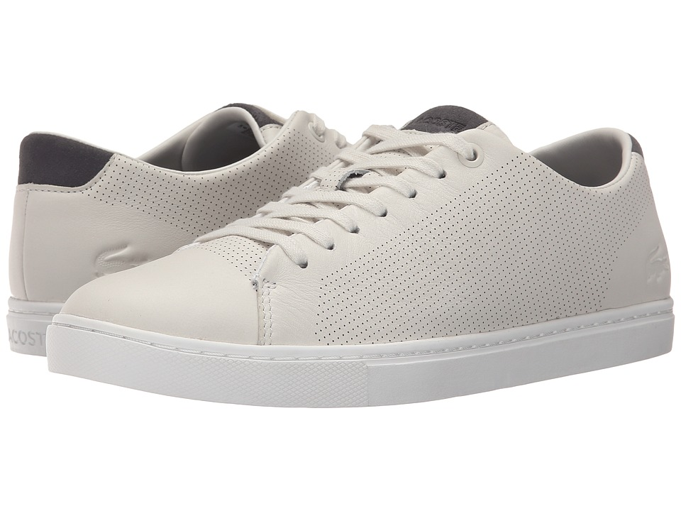 Lacoste - Showcourt 116 1 (Off-White) Men's Shoes