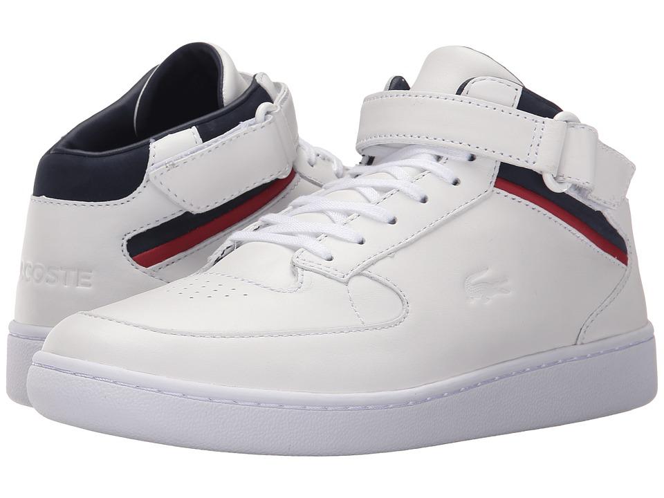 Lacoste - Turbo 116 1 (White) Men's Shoes