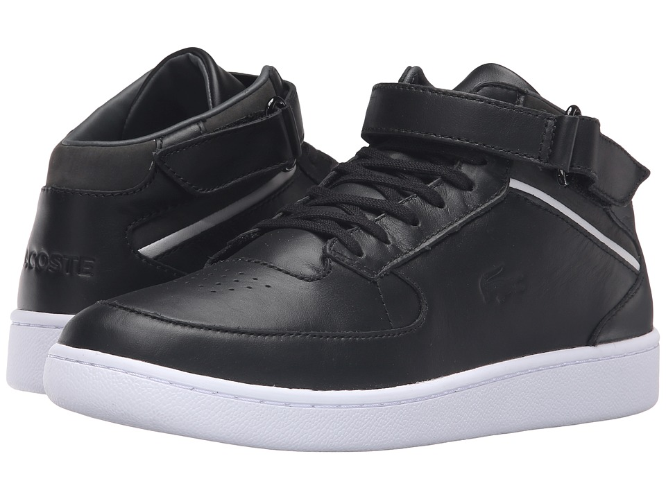 Lacoste - Turbo 116 1 (Black) Men's Shoes