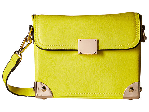 Gabriella Rocha - Carly Camera Purse (Neon Yellow) Handbags