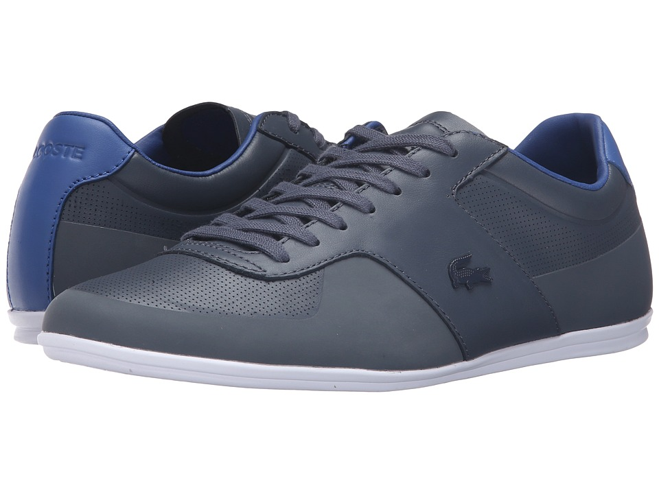 Lacoste - Turnier 116 1 (Navy) Men's Shoes