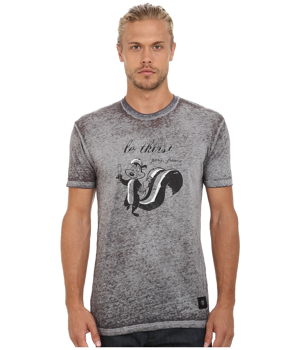 KINETIX - Le Thirst Tee (Grey) Men's T Shirt