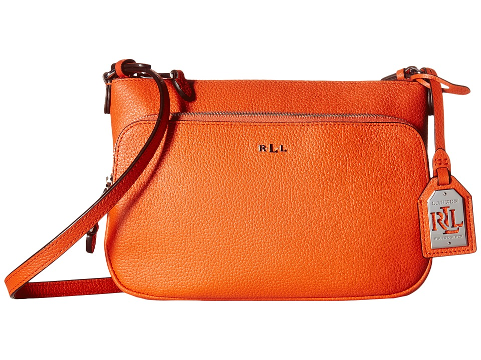 LAUREN Ralph Lauren - Harrington Crossbody (Sunkist) Cross Body Handbags