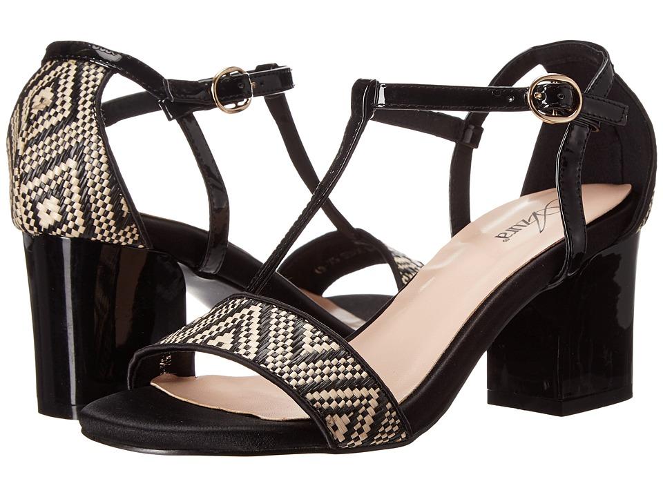 Spring Step - Anzio (Black) Women's Shoes