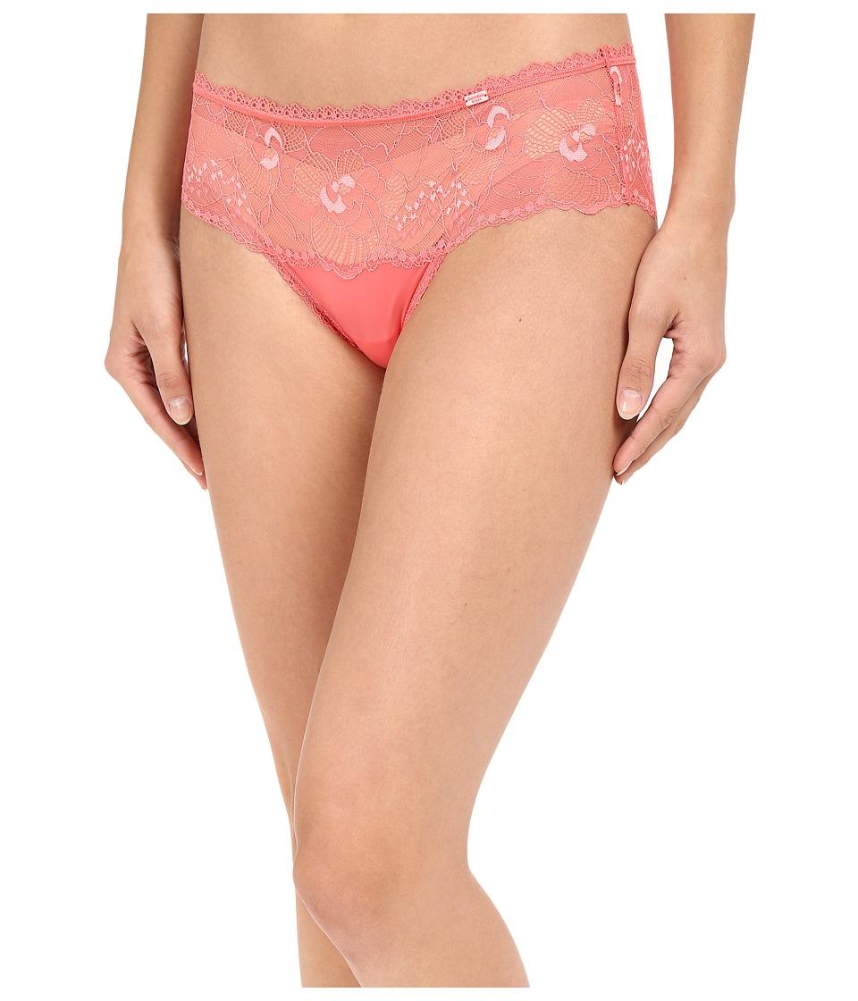 Calvin Klein Underwear - CK Black Sensual Hipster (Poise) Women's Underwear
