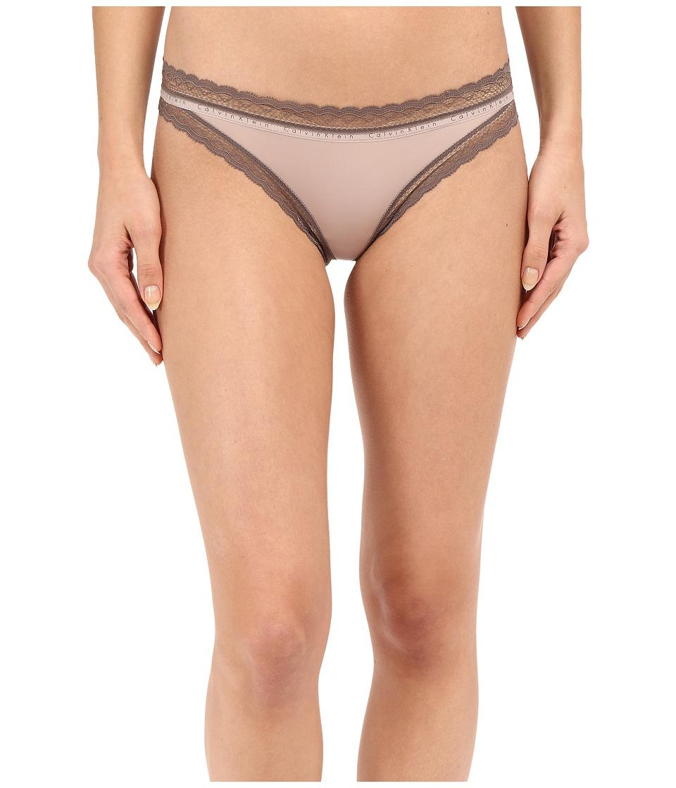Calvin Klein Underwear - Signature Bikini (Fresh Taupe) Women's Underwear