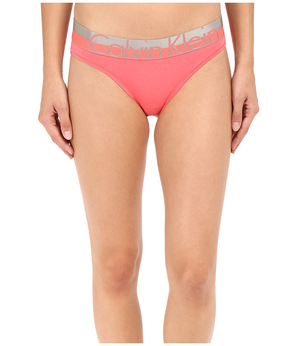 Calvin Klein Underwear - Magnetic Force Bikini (Poise Heather) Women's Underwear