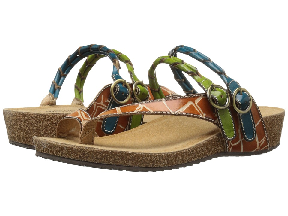 L'Artiste by Spring Step - Snall (Camel) Women's Shoes